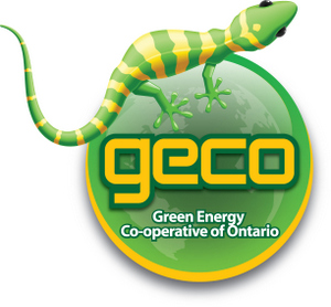 Green Energy Co-operative of Ontario logo